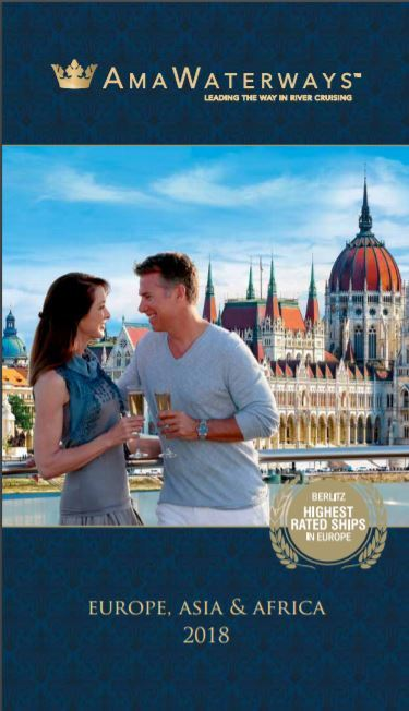 AMAWATERWAYS - Europe, Asia and Africa 2018